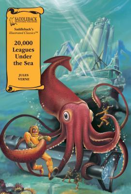 20,000 Leagues Under the Sea with Book(s) (Illustrated Classics)