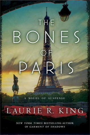 The Bones of Paris (Harris Stuyvesant, #2)