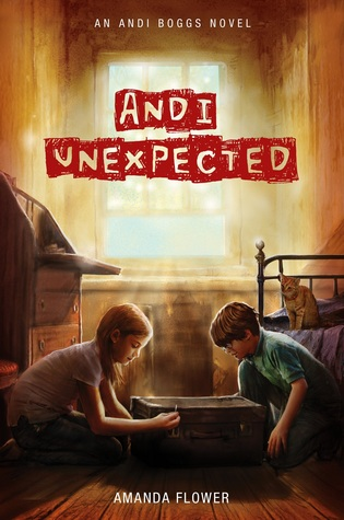 Andi Unexpected (Andi Boggs Novel #1)