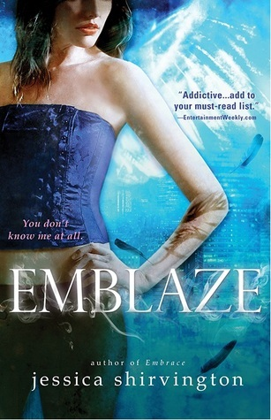 Emblaze - Jessica Shirvingtonepub download and pdf download