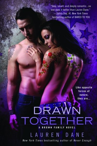 Drawn Together (Brown Siblings, #6)