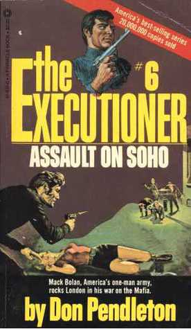Assault on Soho (The Executioner, #6)