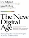 The New Digital Age by Eric Schmidt
