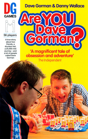 Are You Dave Gorman? by Dave Gorman