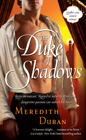 The Duke of Shadows by Meredith Duran