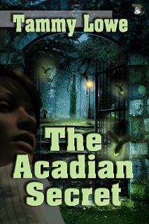The Acadian Secret by Tammy Lowe
