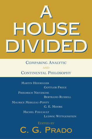 A House Divided by C.G. Prado