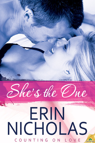 Review: She's the One (Counting on Love #1) by Erin Nicholas