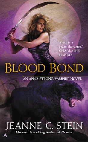 Blood Bond (Anna Strong Chronicles, #9)