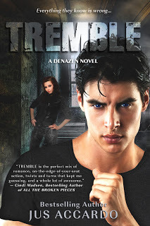Post Thumbnail of Review: Tremble by Jus Accardo