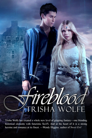 Fireblood by Trisha Wolfe