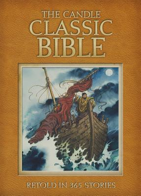 The Candle Classic Bible. Illustrated by Alan Parry