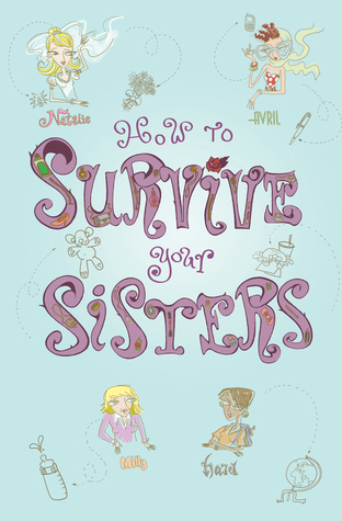 Novel of the Week - How to survive your sisters by Ellie Campbell