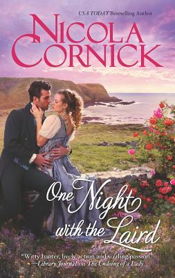 One Night with the Laird (Scottish Brides, #2)