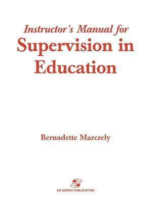 Supervision in Education: A Differentiated Approach with Legal Perspectives