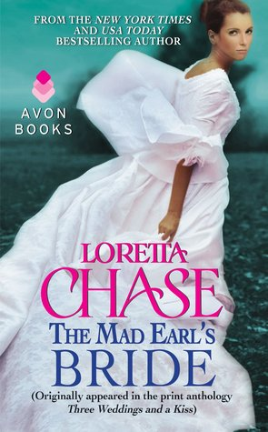 Post thumbnail of Review: The Mad Earl's Bride by Loretta Chase