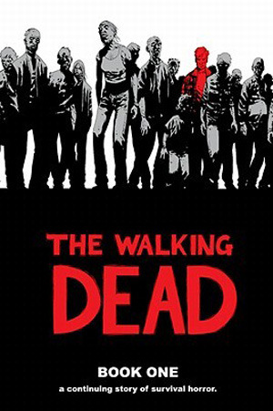 Cover of The Walking Dead, Book One