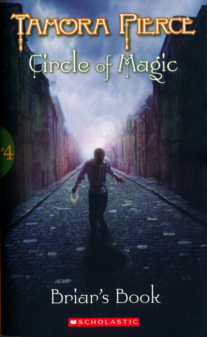 Briar's Book (Circle of Magic, #4)  - Tamora Pierce