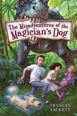 Book Review: The Misadventures of the Magician's Dog