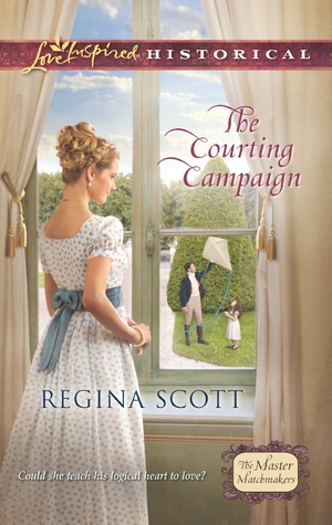 The Courting Campaign by Regina Scott