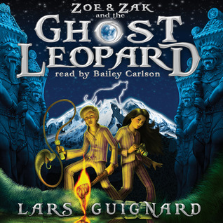 Ghost Leopard - The AUDIOBOOK