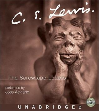 The Screwtape Letters  CD by C.S. Lewis