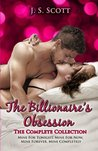 The Billionaire's Obsession: The Complete Collection ~ Simon (The Billionaire's Obsession, #1-4)