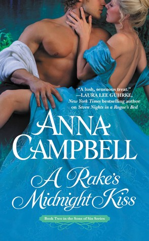 A Rake's Midnight Kiss (Sons of Sin, #2)