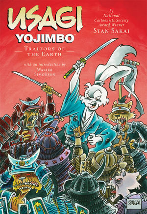 Usagi Yojimbo, Vol. 26 by Stan Sakai