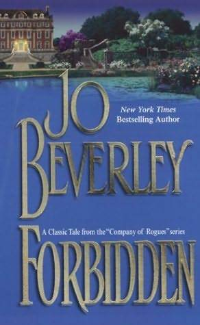 Forbidden (Company of Rogues, #4)