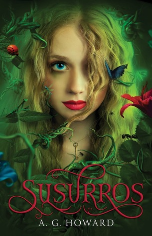 Susurros (Splintered, #1)
