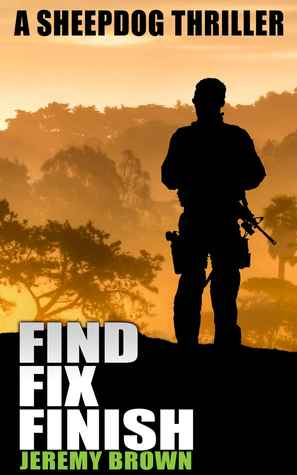 Find - Fix - Finish by Jeremy  Brown