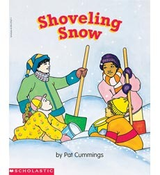 Shoveling Snow by Pat Cummings