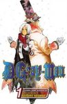 D.Gray-man, Volume 01