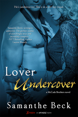 Lover Undercover (McCade Brothers #1)