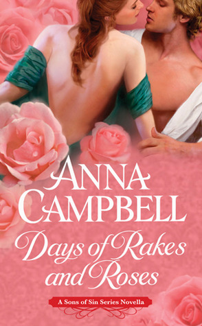 Days of Rakes and Roses (Sons of Sin, #1.5)
