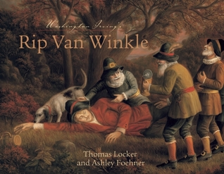 Washington Irving's Rip Van Winkle by Ashley Foehner