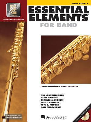 Essential Elements 2000 - Book 1: Flute [With CDROM]