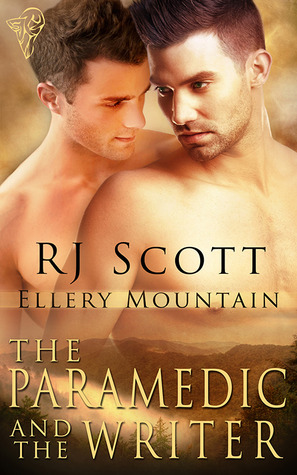 Review: The Paramedic and the Writer (Ellery Mountain) by R.J. Scott