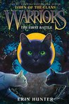 The First Battle by Erin Hunter
