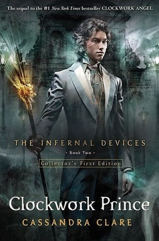 Clockwork Prince The Infernal Devices Cassandra Clare epub download and pdf download