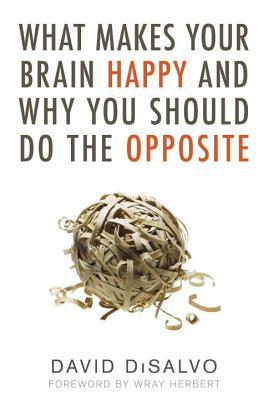 What Makes Your Brain Happy and Why You Should Do the Opposite by David DiSalvo