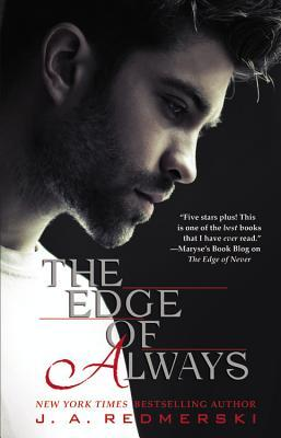 Book I Covet: The Edge of Always by J.A. Redmerski