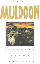 Selected Poems by Paul Muldoon