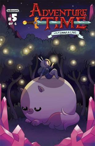 Adventure Time with Fionna & Cake (Issue #5)