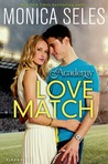 Cover of The Academy: Love Match
