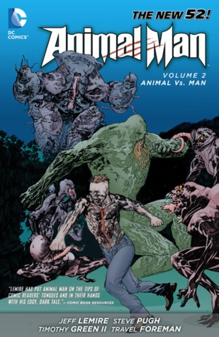 Animal Man, Vol. 2 by Jeff Lemire