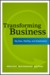 Tansforming Business - Big Data, Mobility, and Globalization