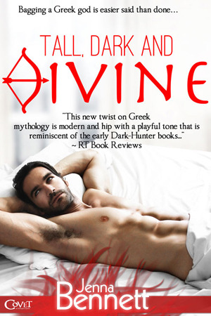 Tall, Dark, and Divine by Jenna Bennett