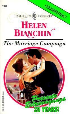 The Marriage Campaign by Helen Bianchin